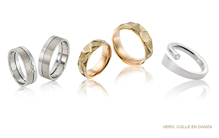 Top 3 trouwringen goudsmid Hildardjan Verweij