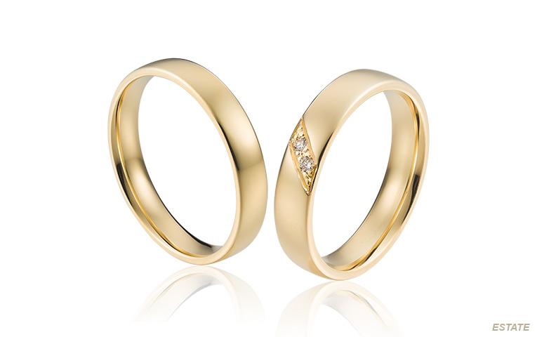 mooiste trouwringen met diamant