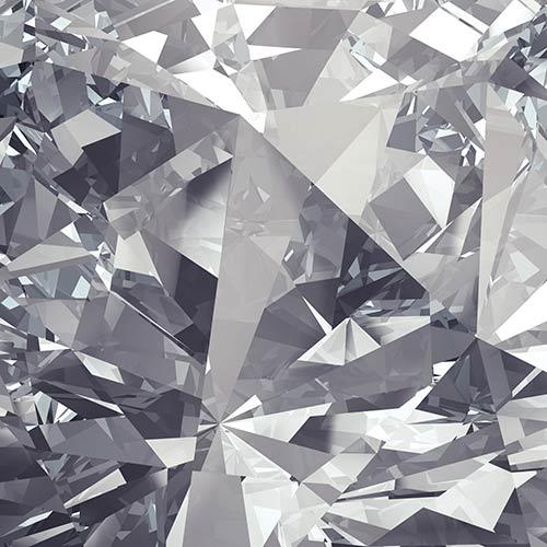 diamant princess geslepen