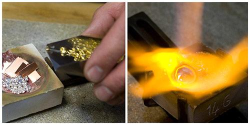 goud-smelten-koper-zilver-goud