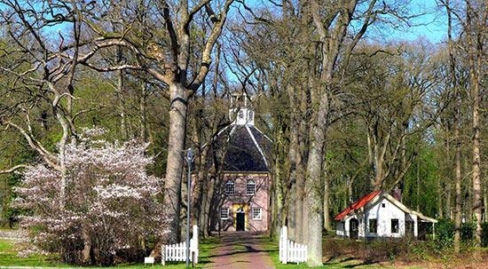 Trouwlocatie Veenhuizen koepelkerk