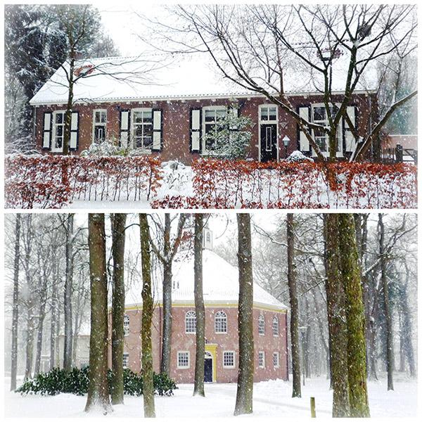 Veenhuizen winter Edelsmederij Verweij
