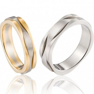 Unieke trouwringen handgemaakt